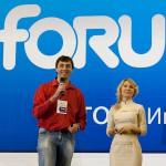 Алексей Мась и Алена Попова